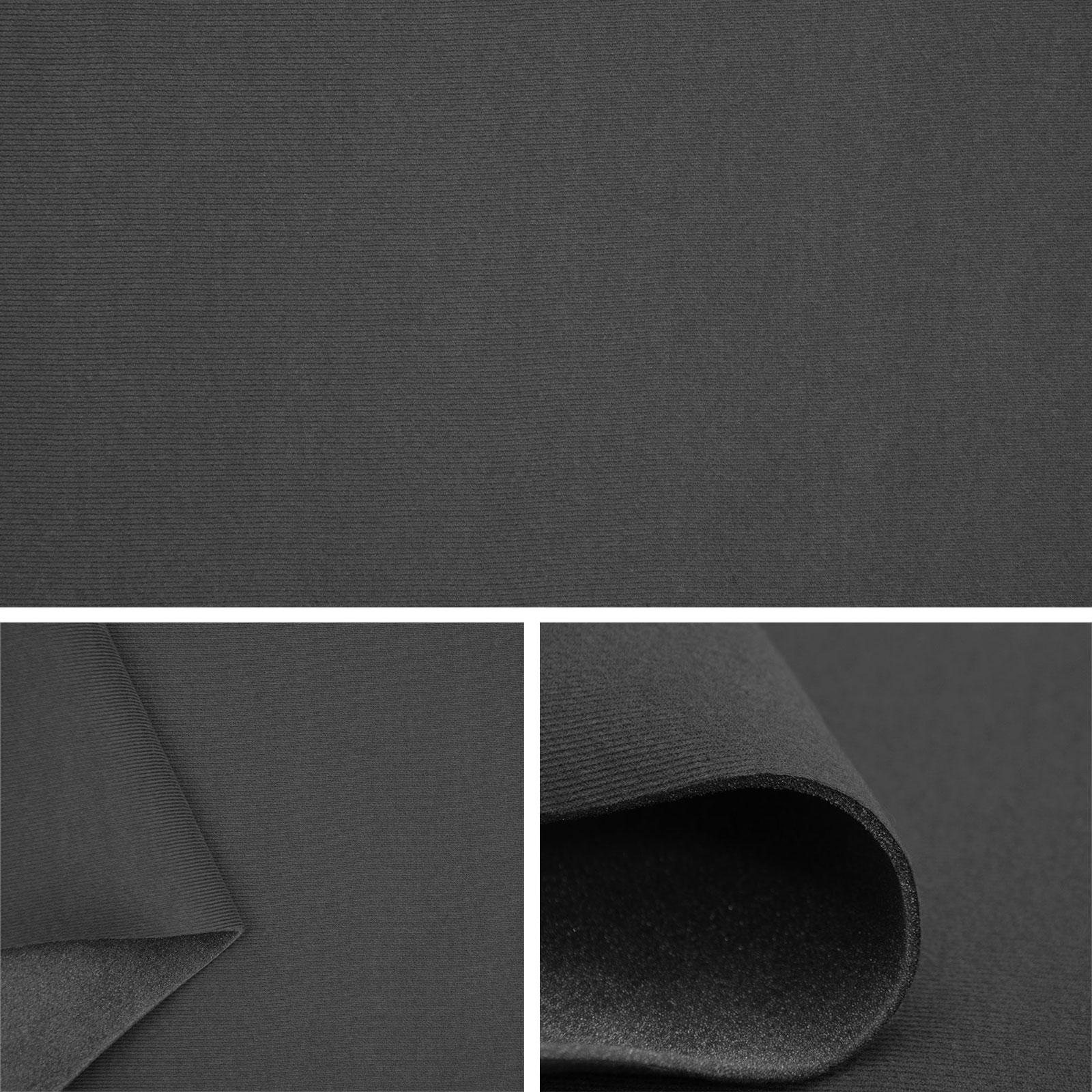 himmelstoff autostoff sam02 t129 02 grau. Black Bedroom Furniture Sets. Home Design Ideas