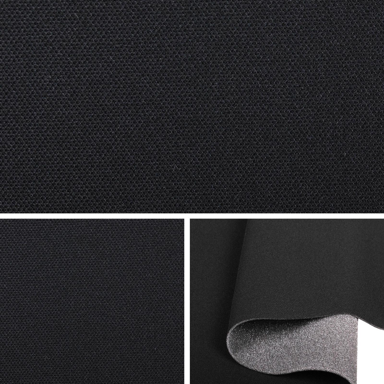 himmelstoff autostoff sam257 schwarz. Black Bedroom Furniture Sets. Home Design Ideas