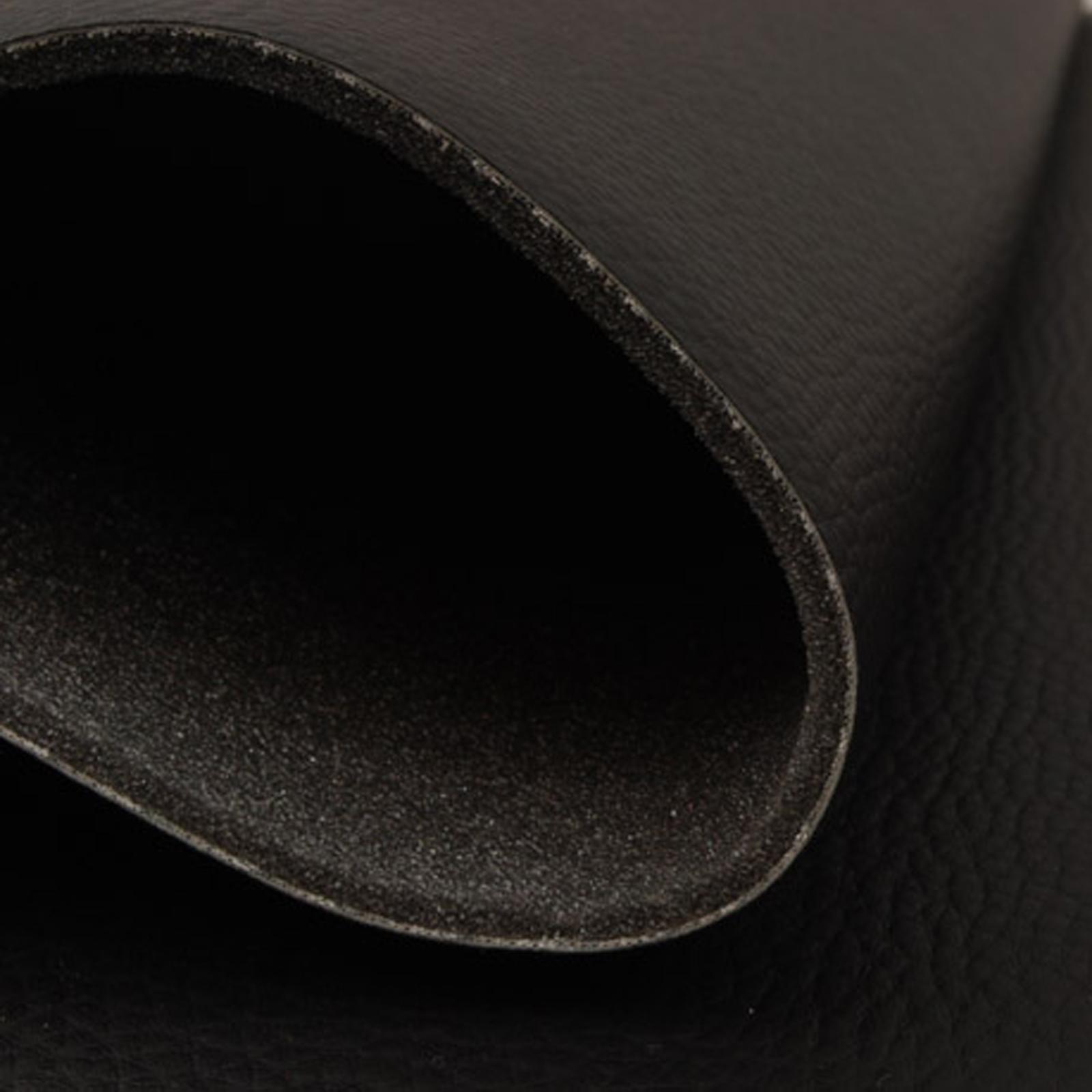 kunstleder leder pvc m bel sitzbezug meterware polster t131 10 schwarz ebay. Black Bedroom Furniture Sets. Home Design Ideas